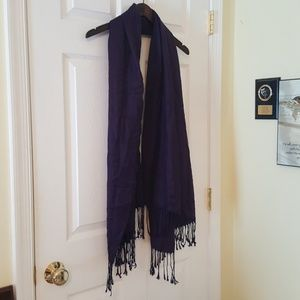 Accessories - Deep Purple Pashmina